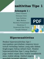 Reaksi Imun Tipe 1