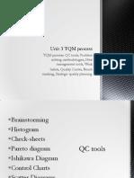 TQM processes