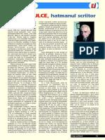 Document despre viata si opera lui Ion Neculce - cronicar moldovean