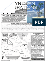 Polynesian Migrations