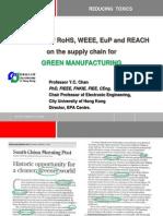 Yc Green Manufacturing n