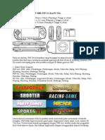 10 Perbedaan Antara PSP 3000