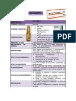 2 fichas farmacologicas