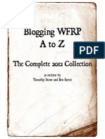 Blogging A to Z 2012