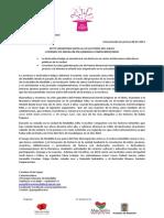 Comunicado 008 - Kitty Crowther en Medellín