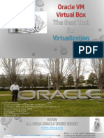 Oracle VM Virtual Box the Best Tool for Virtualization