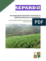 Capitalization Consortium Burundi