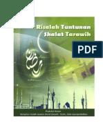 Risalah Tuntunan Shalat Tarawih