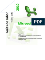 Guías de Excel 2010