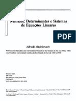Steinbruch - Matrizes, Determinantes e Sistemas.pdf