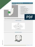 Din Rail Temperature Transmitters