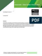 VCAD510 Exam Blueprint Guide 1.0