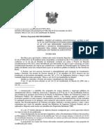 PARECER COMISSÃO ESPECIAL MENSAGEM GOVERNADORA TETO SALARIAL
