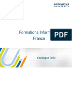 Catalogue Formation 2013 Fr