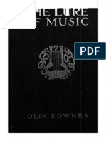 The Lure of Music (Olin Downes, 1918)