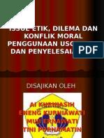 Etika Usg Power Point