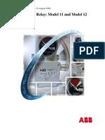 1zua5492-505_gas Detector Relay Model 11 and 12