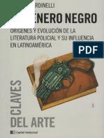Giardinelli Mempo - El Genero Negro