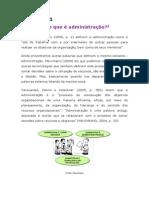 Administração da Informação - DEPENDENCIA - Web Aula 1