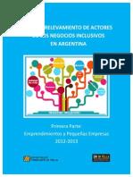 1er Relevamiento de Actores de Negocios Inclusivos de Argentina- ENI DI TELLA.pdf