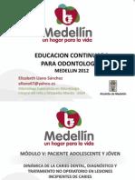 Capacitación Odontólogos PDF