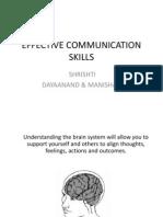 Brain,Listening&Communication
