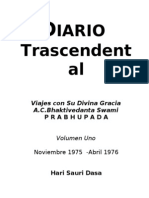 Diario Trascendental Vol 1