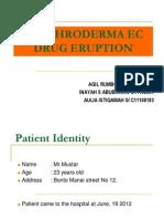 Erythroderma Ec Drug Eruption