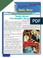 Radio Mater Giornalino 58