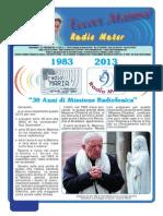 Radio Mater Giornalino 59