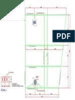 PLANTA EXECUTADA - ESTRUTURA METÁLICA - MARQUISE-Model