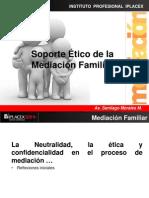 8. Soporte Etico de la Mediación Familiar