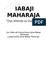 Babaji Maharaja