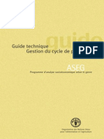 Gestion Cycle Projet +++