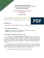 Trizio Programma Preventivo FTAM 2013-2014