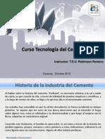 Técnologia del Cemento 2012[1]