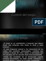 Control Del Enojo
