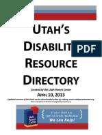 disabilty resource book drb-4 10 2013