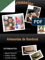Artesanias de Sandoná