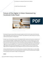 Future of the Digital_ a Vision Statement by Facebook India Head _ ISBInsight