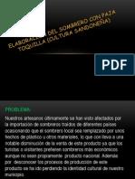 Sombrero Paja Toquilla - Sandoná
