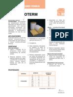 Aislante termico vitroterm