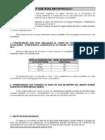 Instrucciones Nivel Eoi