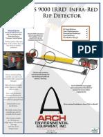 Arch 9000 IRRD
