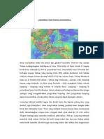 Lempeng Tektonik Indonesia