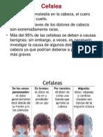 Cefalea - Fisiopatologia- Adp Ago 2011