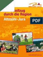 Altmühltal Reiseführer, empfohlen von Reiseführer-Buchhandlung Reise.BuchOn