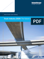 Roland Berger Truck Industry 2020 20110215dfbfh