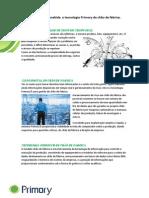 Primory Chao de fabrica Informação e analise de risco em tempo real