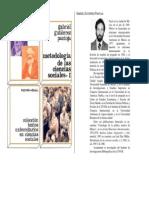 Gutierrez Pantoja Gabriel Metodologia de Las Ciencias Sociales I